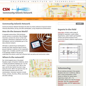 Community Seismic Network