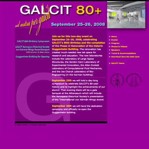 GALCIT 80th Birthday Symposium