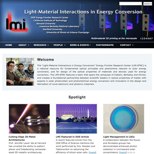 Light-Material Interactions in Energy Conversion