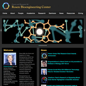Rosen Bioengineering Center